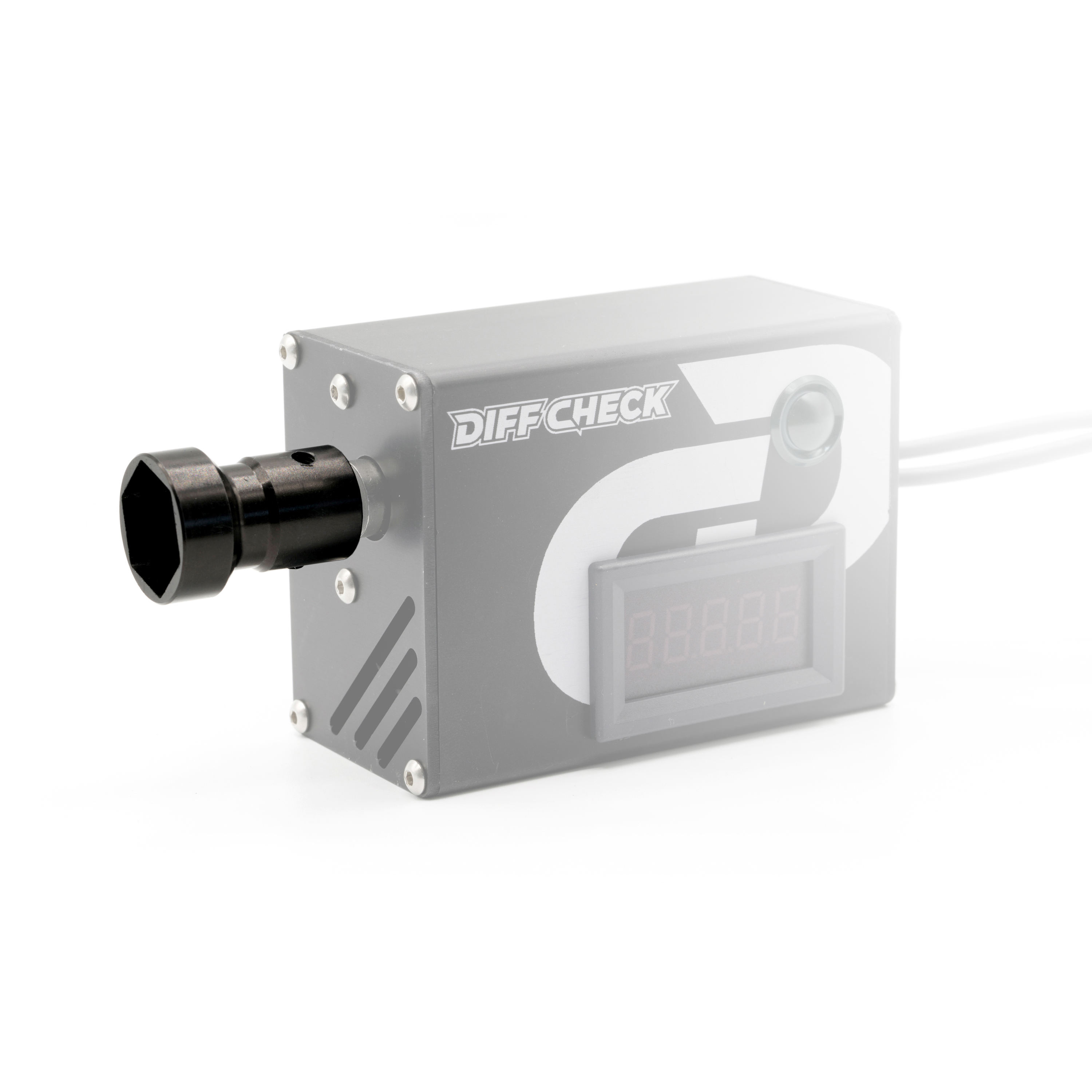 diffcheck adaptor 1/8